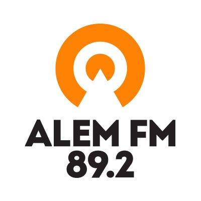 ALEM FM logo
