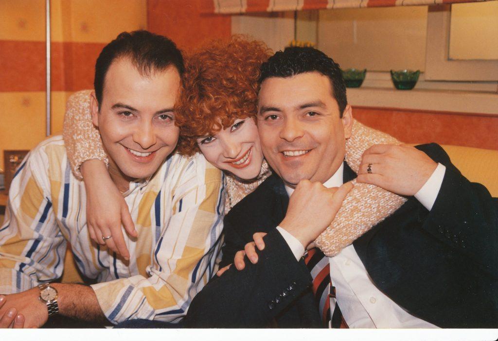 Ayrılsak da Beraberiz'in Unutulmaz İkilisinden Sürpriz! Yirmi Yıl Sonra Bir Aradalar!