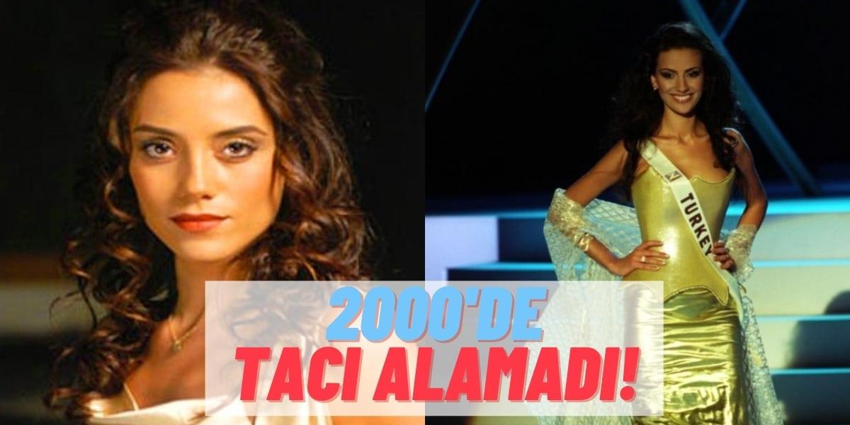 Cansu Dere'nin 20 Yıl Önce Miss Turkey'de 3. Olurken Tacı Kaptırdığı O İsme Çok Şaşıracaksınız!