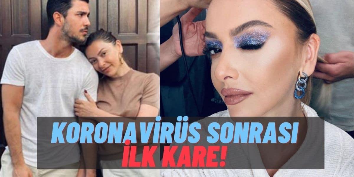Geçtiğimiz Hafta Koronavirüs'e Yakalanan Hadise'den Makyajsız Pazar Fotoğrafı Geldi!