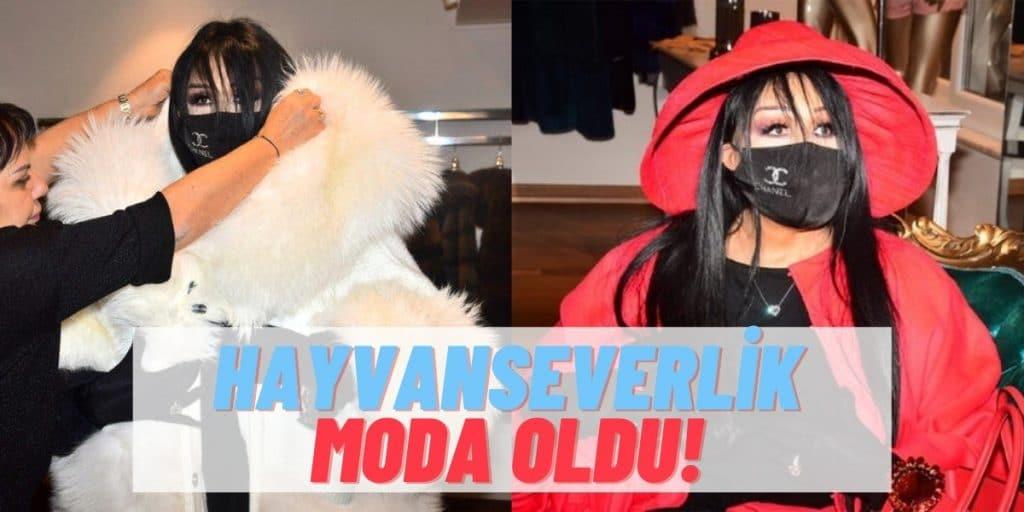 """Kürkleriyle Olay Olmaya Devam Eden Bülent Ersoy'dan Kızdıracak Açıklama: """"Hayvanseverlik Moda Oldu!"""""""