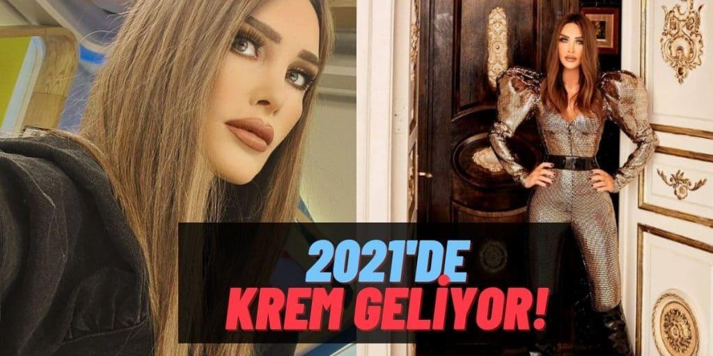 Seren Serengil 2021'de Bomba Gibi Geliyor: Söylemezsem Olmaz Programında Krem Çıkartacağını Açıkladı!