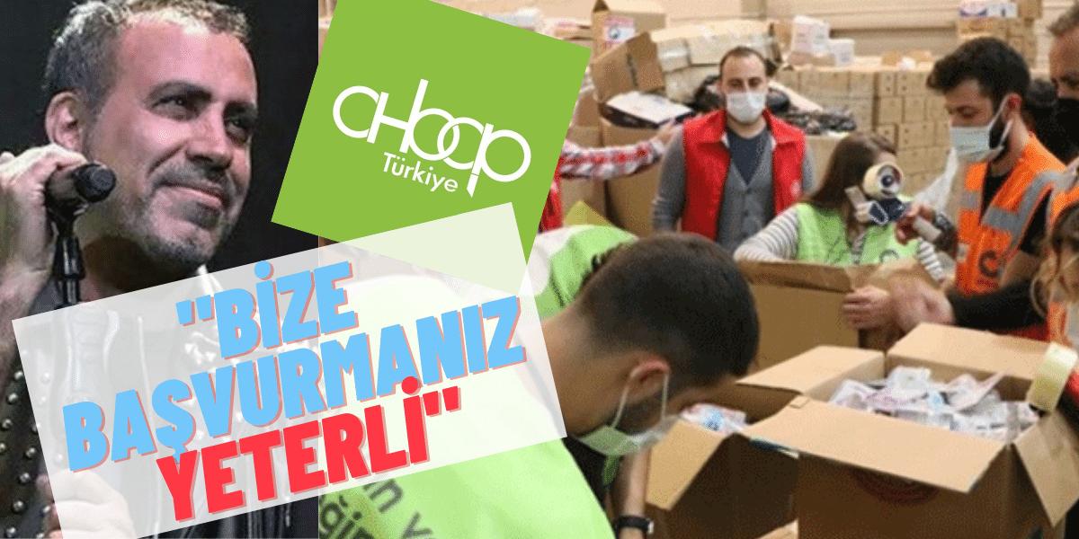 Ahbap'ın Kurucusu Haluk Levent Yasakların Gelmesiyle İşsiz Kalan 20 Bin Aileye Gıda Kolisi Hazırladı!