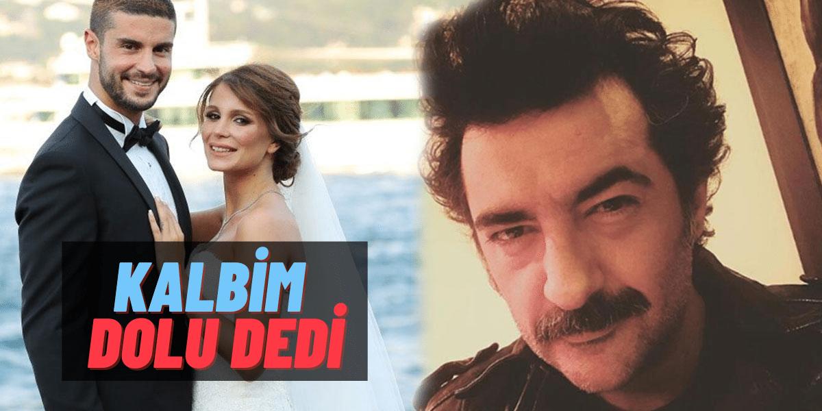 """Berk Oktay'la Olaylı Bir Boşanma Yaşayan Merve Şarapçıoğlu'ndan Yeni Aşk İlanı! """"Celil Nalçakan"""" İle Aşk"""
