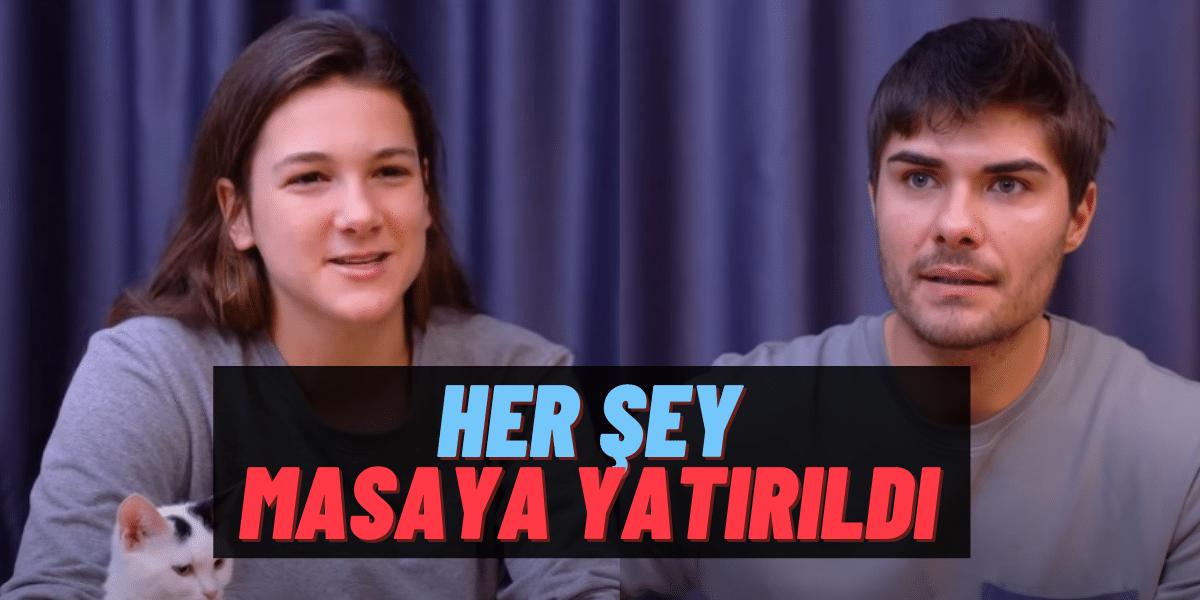 Barış Murat Yağcı ve Nisa Bölükbaşı Çiftinden İtiraflar Var! İlişkilerini Neden Gizlediklerini Açıkladılar
