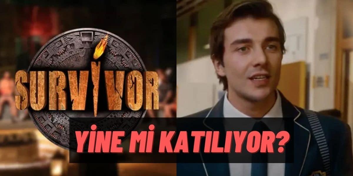 """Survivor 2021 Kadrosuyla İlgili Bir Hata Cemal Can Canseven'i Çok Güldürdü: """"Yarın set var gelemem!"""""""