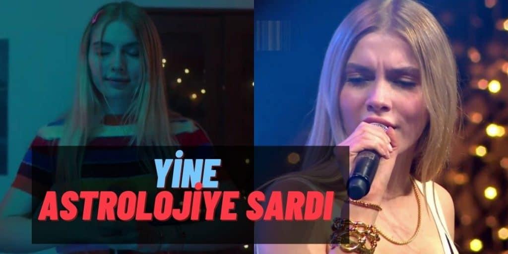 """Ünlü Şarkıcı Aleyna Tilki Yine Astrolojiye Sardı! Tilki'nin """"Bilge"""" Yorumları Sosyal Medyayı Salladı"""