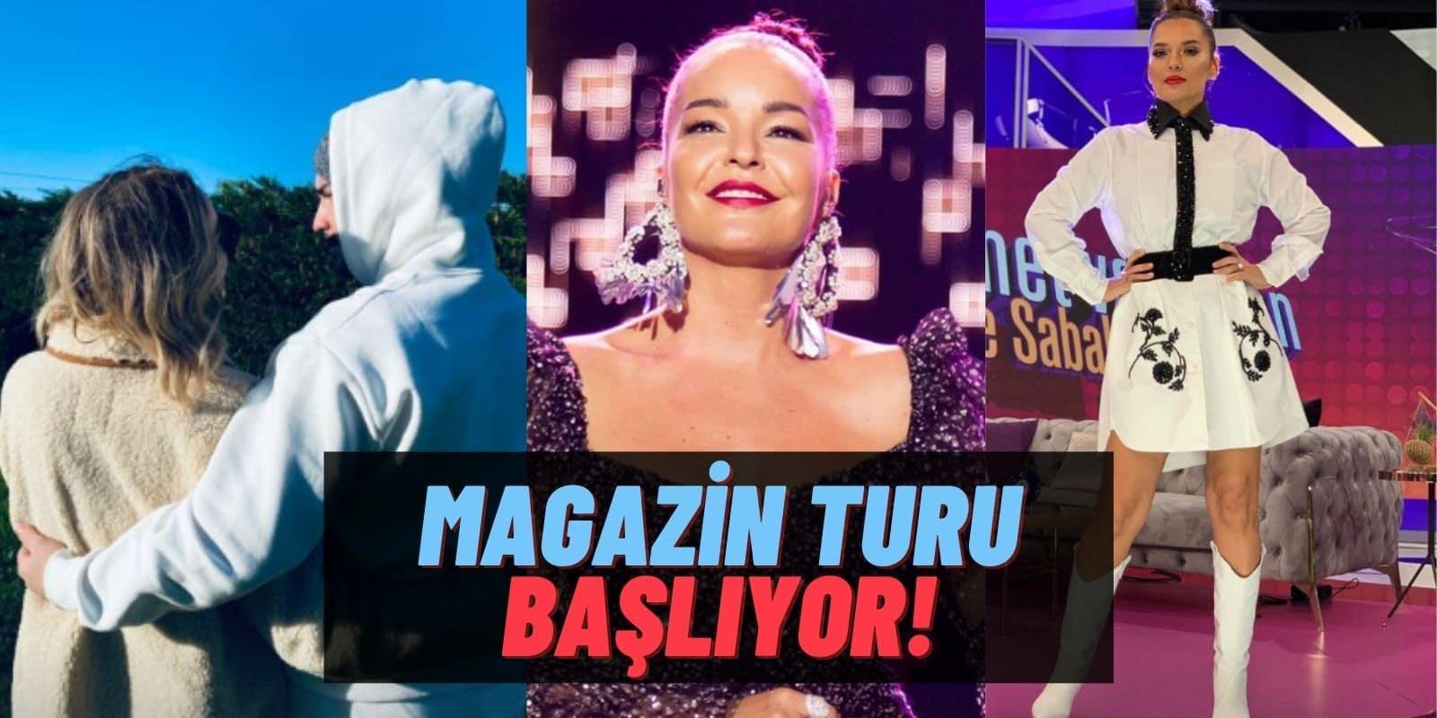 Dedikodu Kazanında Bugün: Hadise ve Kaan Yıldırım'dan Fotoğraf Geldi, Demet Akalın'dan İsyan Bayrağı!