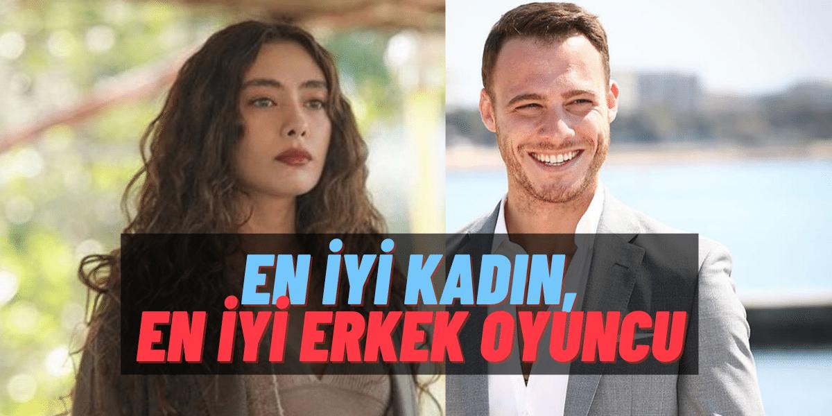 Ödül Almaya Doymuyorlar! Sinemaport Ödülleri'nde Kerem Bürsin ve Neslihan Atagül En İyi Oyuncular Seçildi