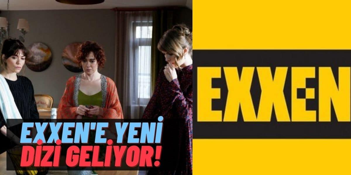 """Exxen'e Yeni Dizi Geliyor! Yasemin Allen, Bennu Yıldırımlar ve Ceren Moray'lı: """"Olağan Şüpheliler"""""""