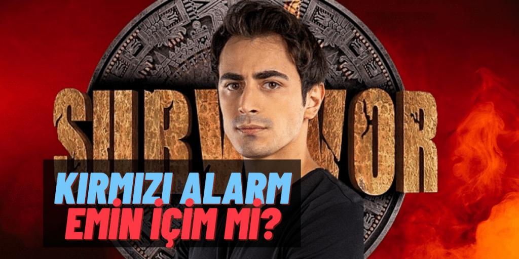 Magazin Gurusu Bilal Özcan'dan Şok İddia! Survivor Emin Küfürlü Tweetleri Yüzünden Diskalifiye Olacakmış