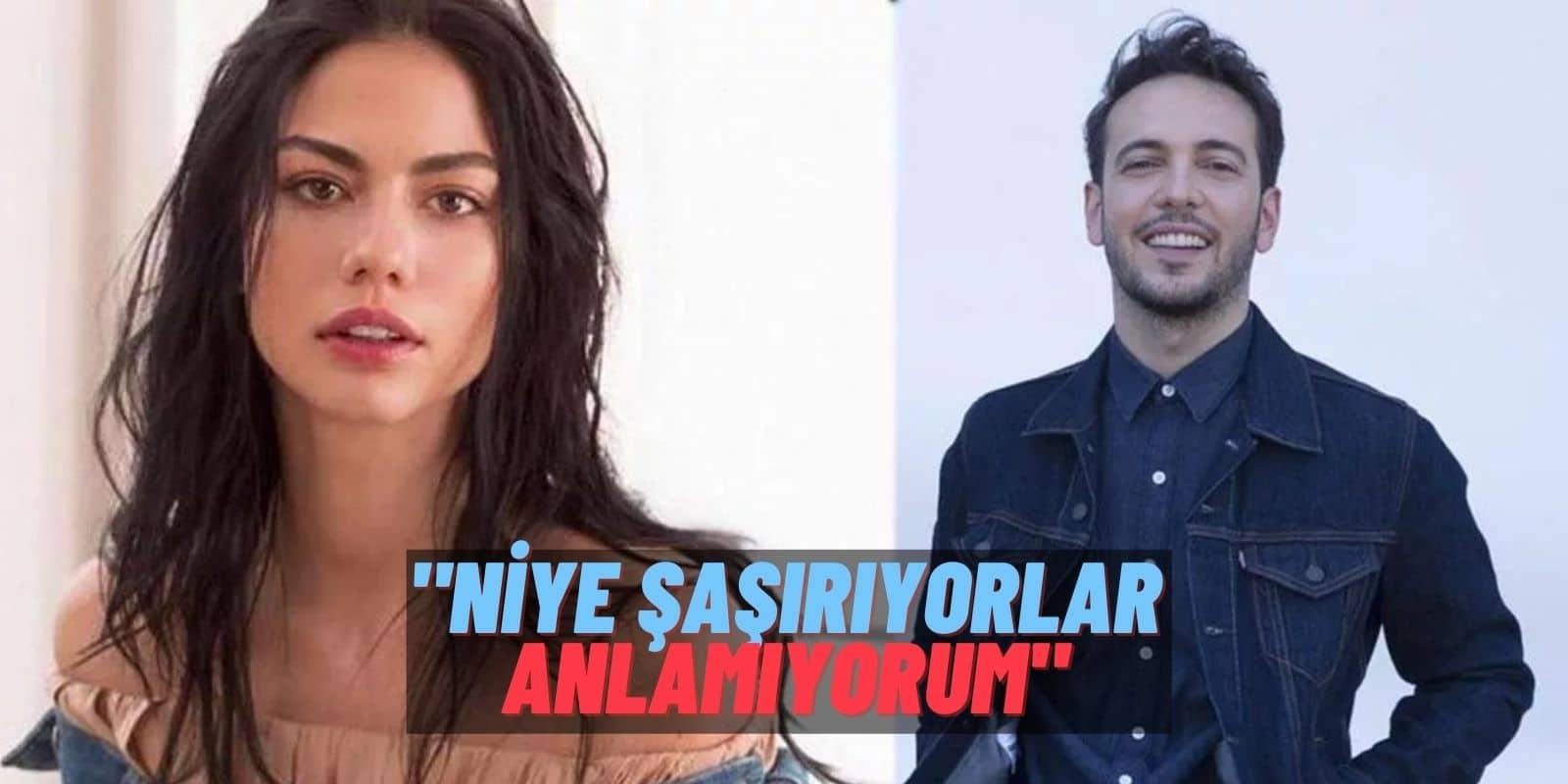 """İlk Kez Açık Konuştu! Oğuzhan Koç Demet Özdemir'le İlişkisini Anlattı: """"Daha ona şarkı yazmadım!"""""""