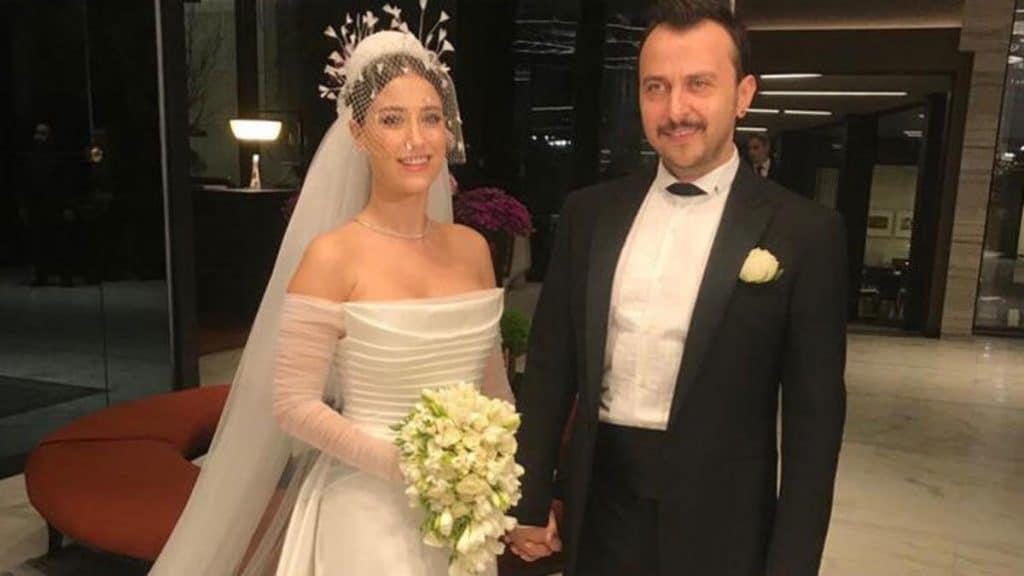 Ali Atay ve Hazal Kaya