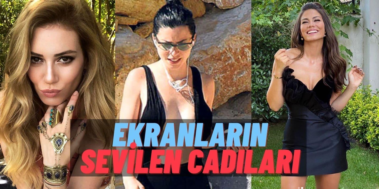 Sinem Kobal'dan Merve Boluğur'a Demet Özdemir'den Hande Ataizi'ne Türk Televizyonlarının Sihirli Kadınları