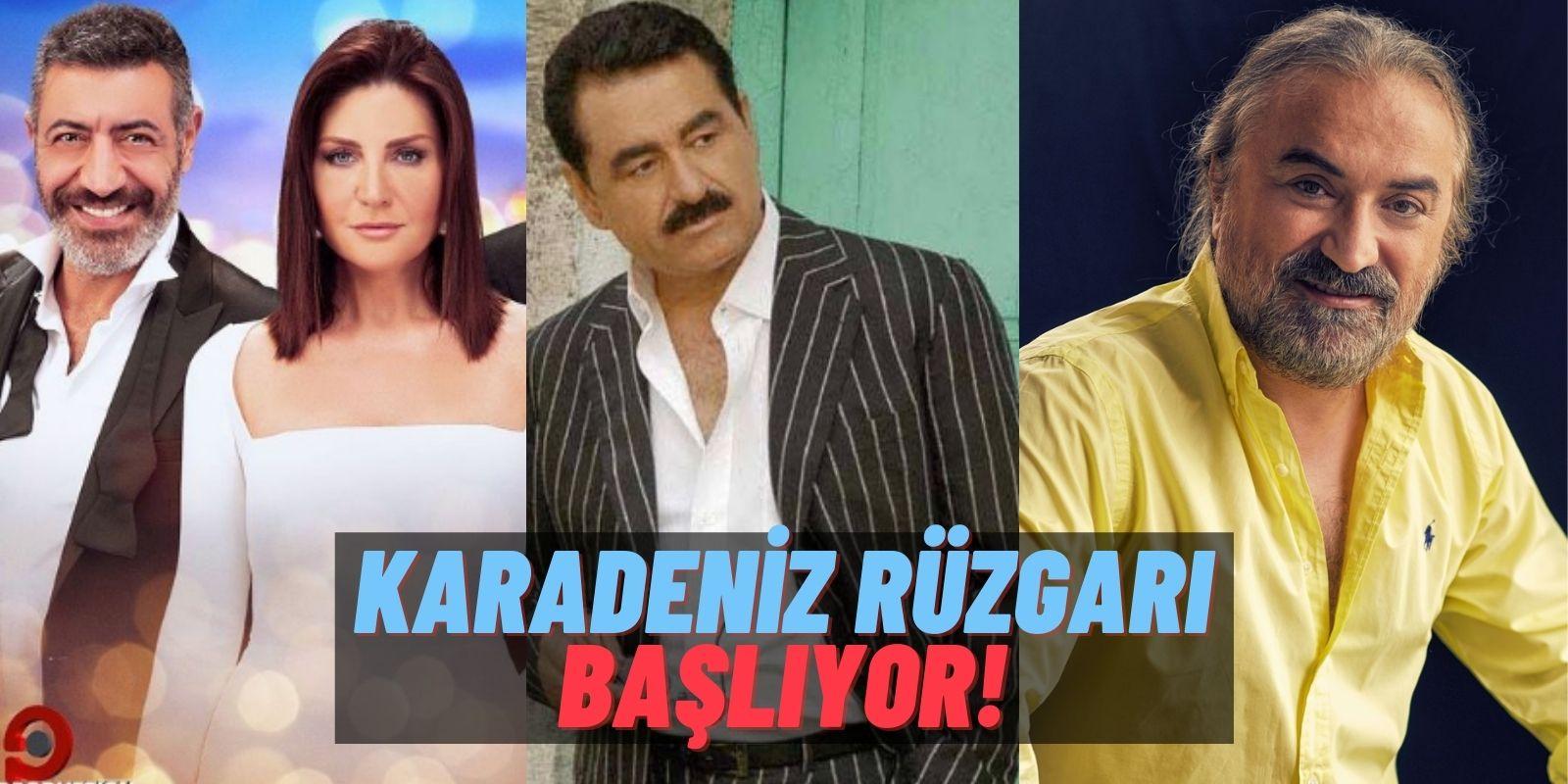 """TV Kanallarının """"Müzik"""" Furyası Devam Ediyor: İbrahim Tatlıses, Hakan Altun ve Sibel Can'dan Sonra Volkan Konak!"""