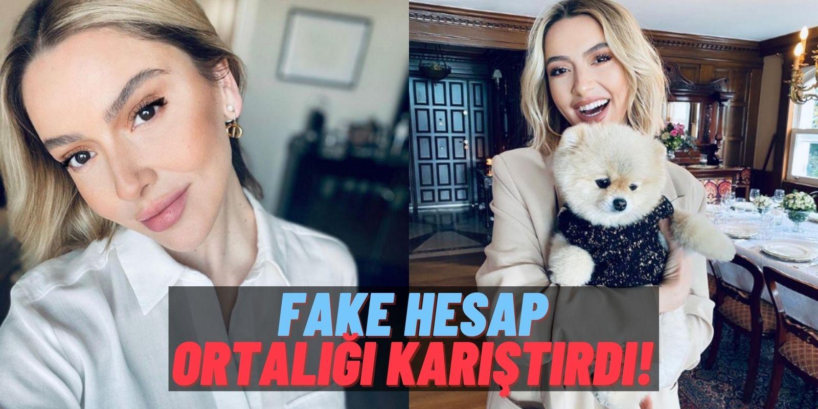 Clubhouse'ta Hadise'nin Adına Fake Hesap Açılınca Ortalık Karıştı: Sohbet Etmiş Hatta Şarkı Bile Söylemiş!