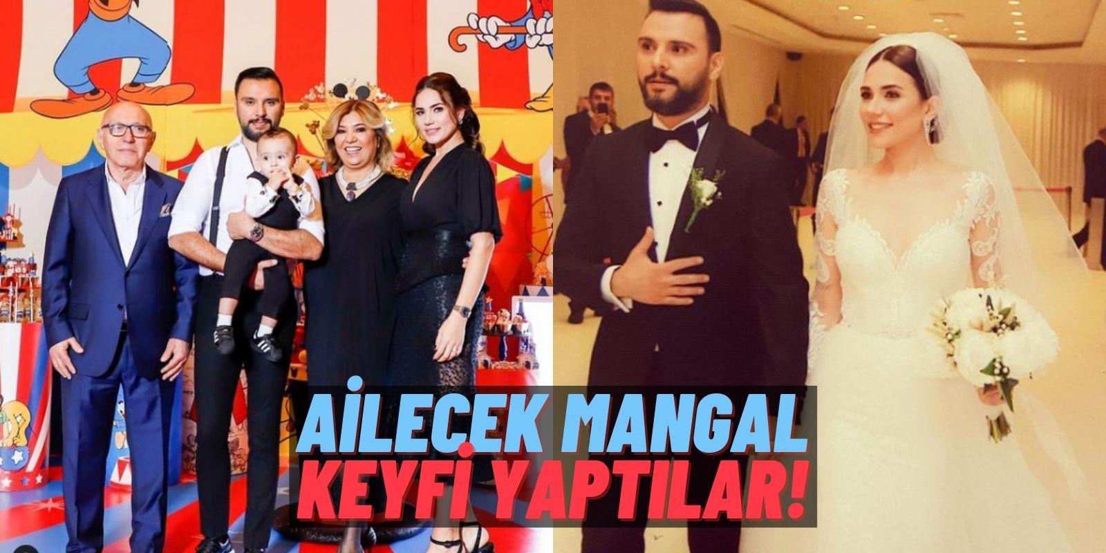 """Eltilerin Savaşı Tektaş Ailesi Versiyonu: Buse Varol'dan Elti Paylaşımı Geldi: """"Kim Demiş…"""""""