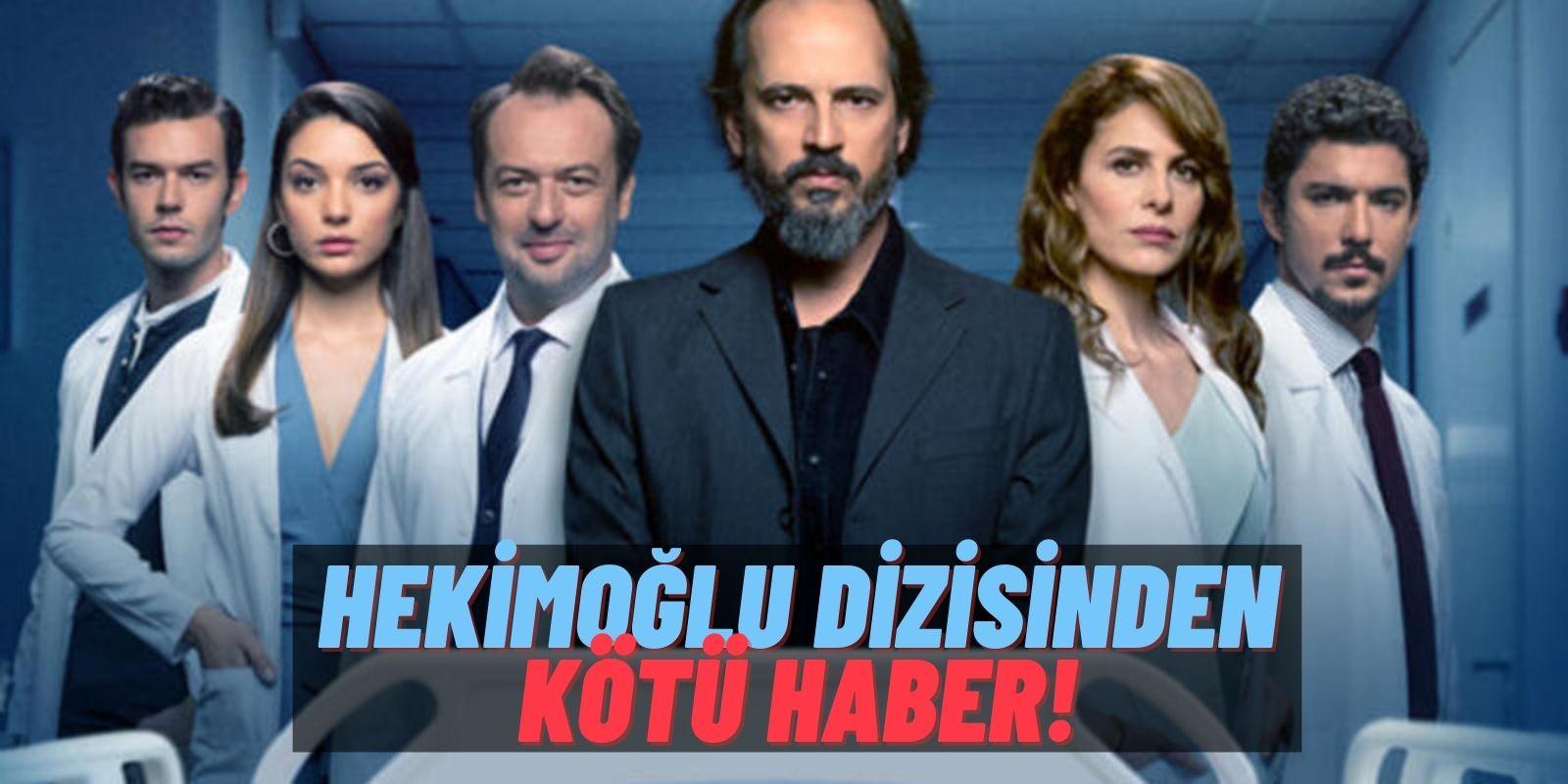Dr. House'un Uyarlaması Hekimoğlu Dizisi İçin Kanal D Kararını Verdi: 3. Sezon İçin Onay Alamadı! Mayıs'ta Final Var
