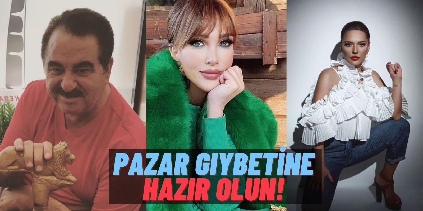 Dedikodu Kazanı: Pınar Altuğ'dan Seks Açıklamaları, İbrahim Tatlıses'in Büyük Aşkı Bitti, Seren Serengil Korkuttu!