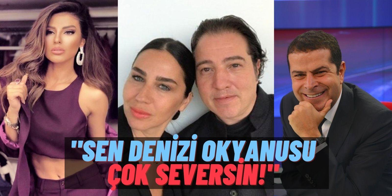 """Söylemezsem Olmaz'da Kılıçlar Çekildi! Bircan Bali Cüneyt Özdemir'i Tehdit Etti Ortalık Karıştı: """"Konuşursam…"""""""