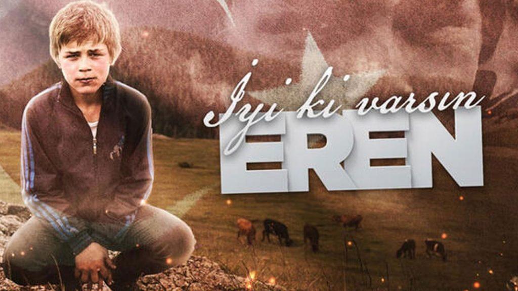 Eren Bülbül filmi afişi