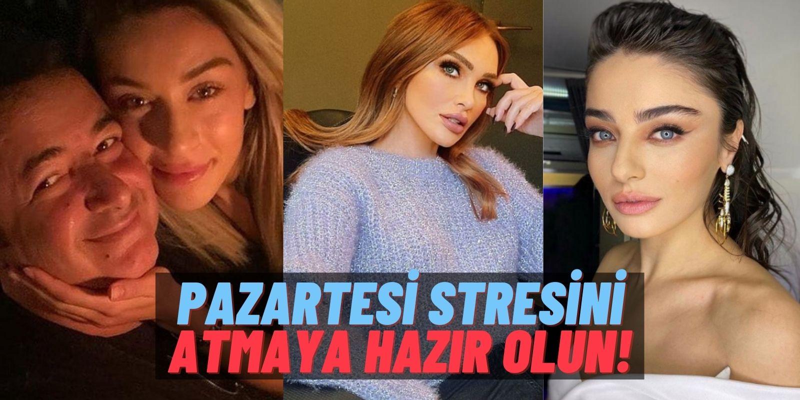 Dedikodu Kazanı: Sinem Kobal ve Kenan İmirzalıoğlu'ndan Şık Jest, Şeyma Subaşı Evleniyor, Acun Ilıcalı'nın Düşüşü!