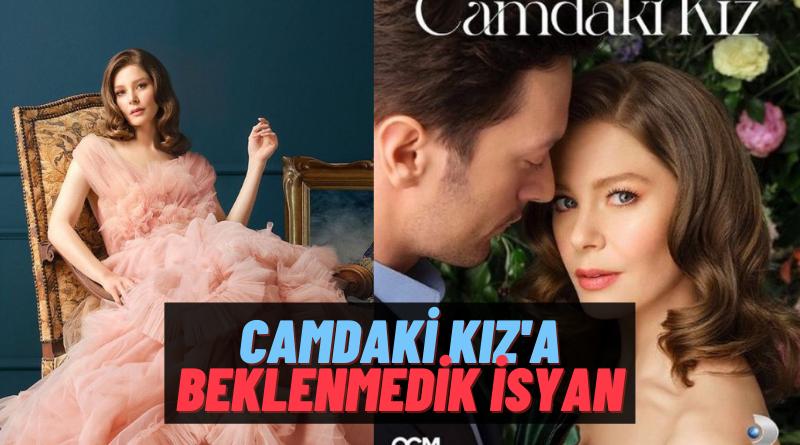 Burcu Biricik'in Camdaki Kız Dizisine İzzet Çapa'dan Sürpriz Eleştiri: İzlemekten Vazgeçtim! Daraldım Gerçekten