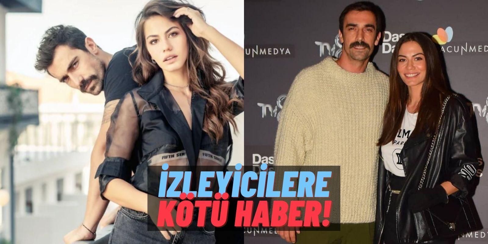 Demet Özdemir ve İbrahim Çelikkol'un Başrolde Olduğu Doğduğun Ev Kaderindir Sezon Sonunda Final Yapıyor!