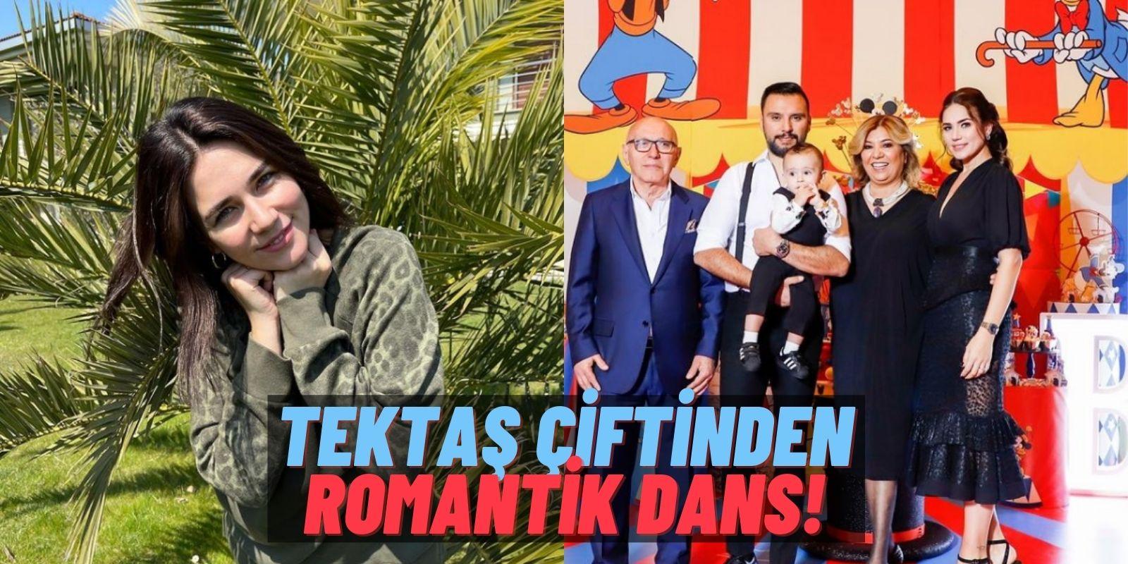 """Havada Aşk Kokusu Var! Buse Varol ve Alişan Çifti Aşka Geldi Baharın Gelişini Kutladı: """"Bahar Dansı…"""""""