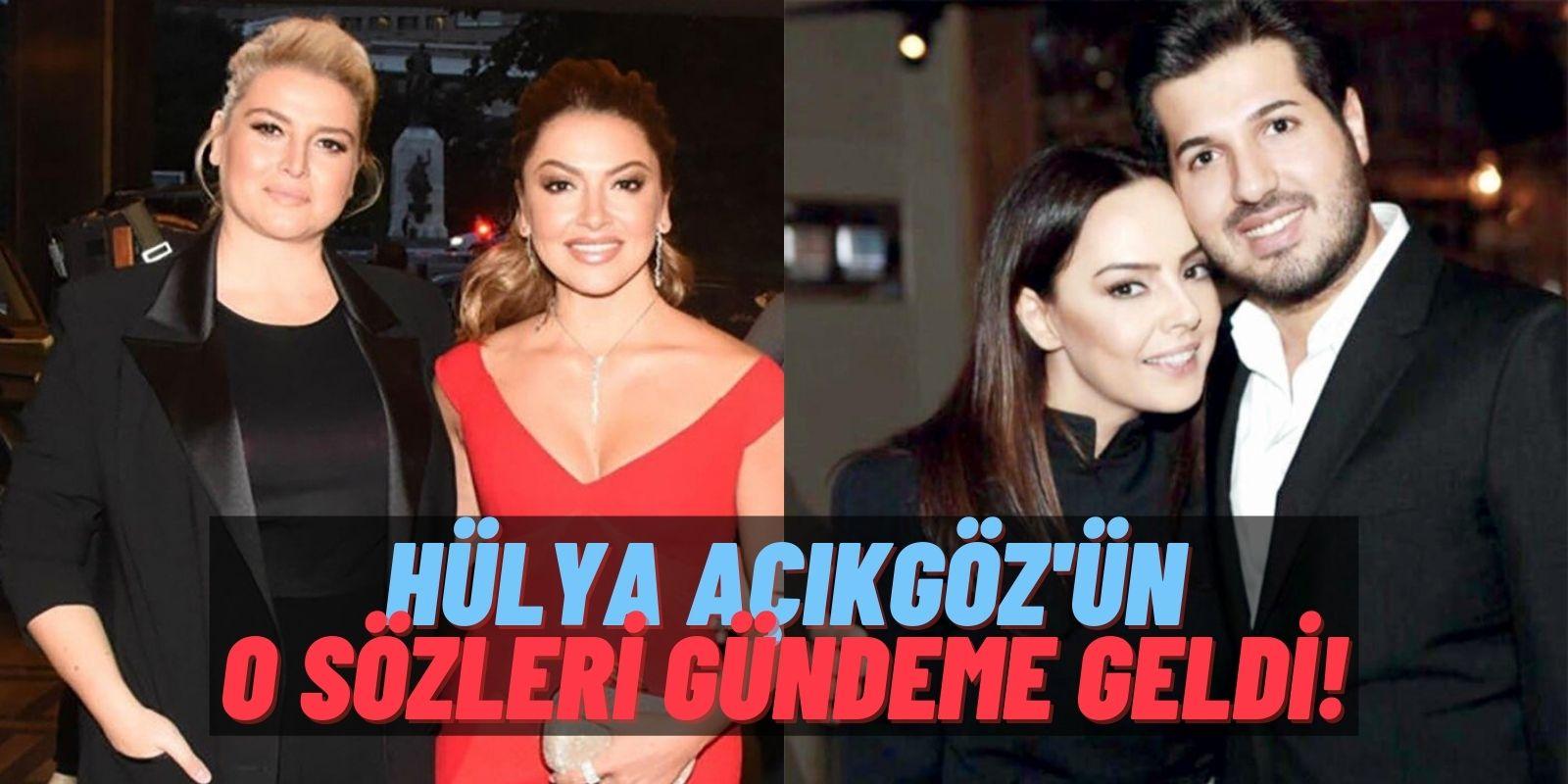 """Hülya Açıkgöz Hadise İçin """"Ben Konuşursam Türkiye'ye Adım Atamaz"""" Demişti! Sözleri Tekrar Gündeme Oturdu!"""