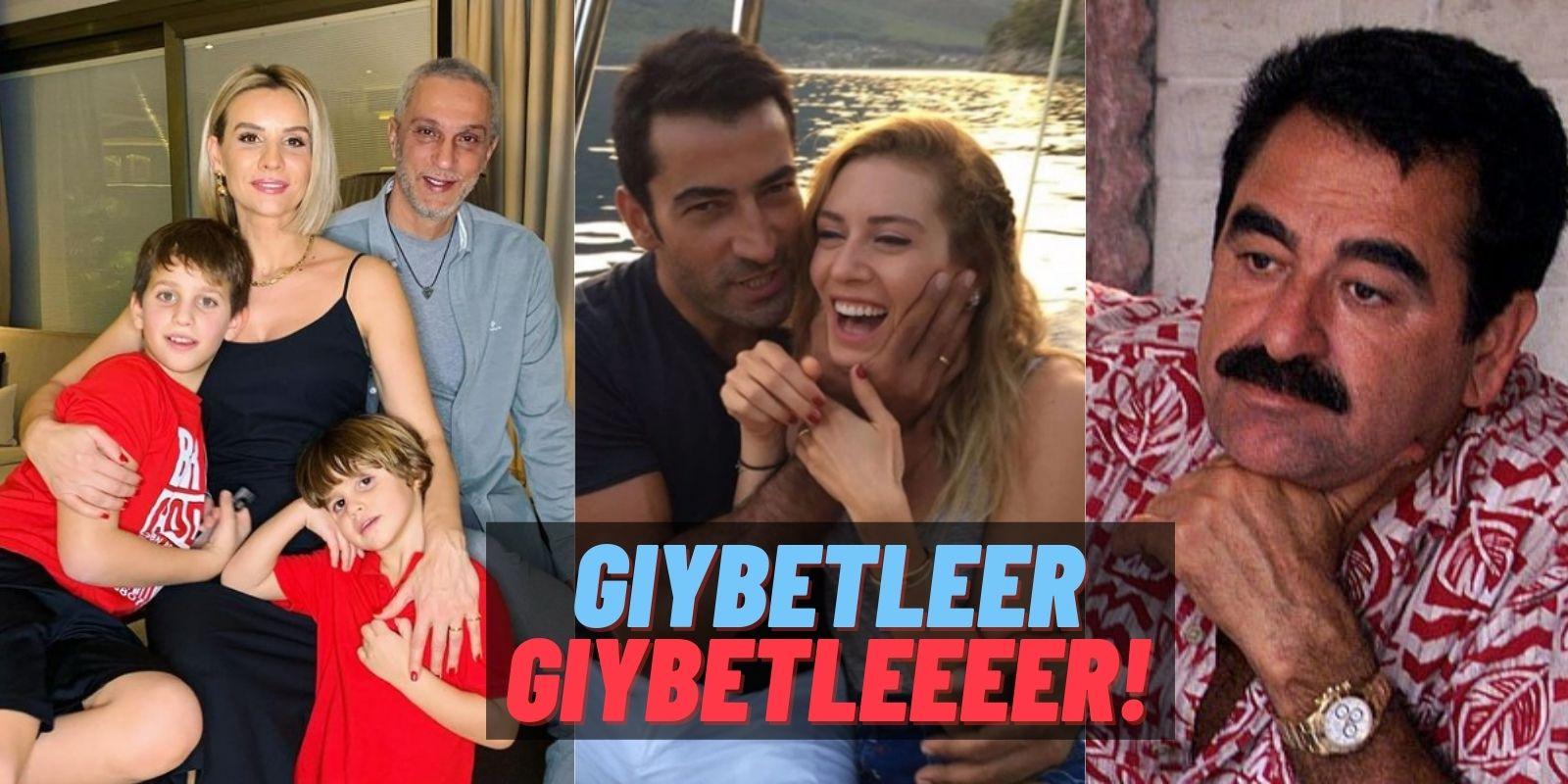 Dedikodu Kazanı: 11 Yıl Sonra İbrahim Tatlıses'ten Yeni Şarkı, Serenay Sarıkaya'dan Aşk İddialarına Jet Yanıt!