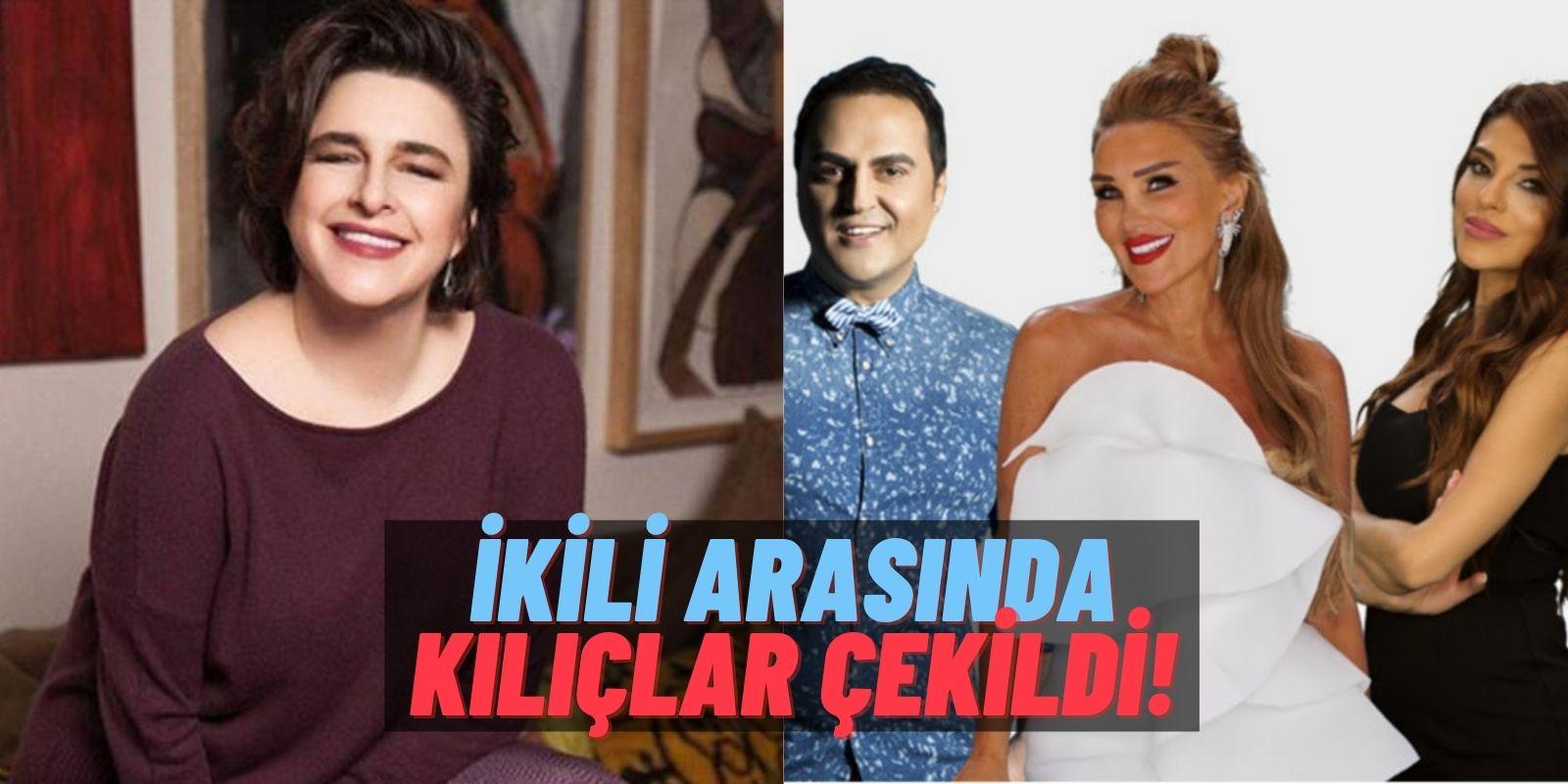 """Esra Dermancıoğlu'nun """"Aldatma"""" Açıklamasına Seren Serengil'den Yanıt Gecikmedi: """"Kabul Eden Kadın Çaresizdir!"""""""