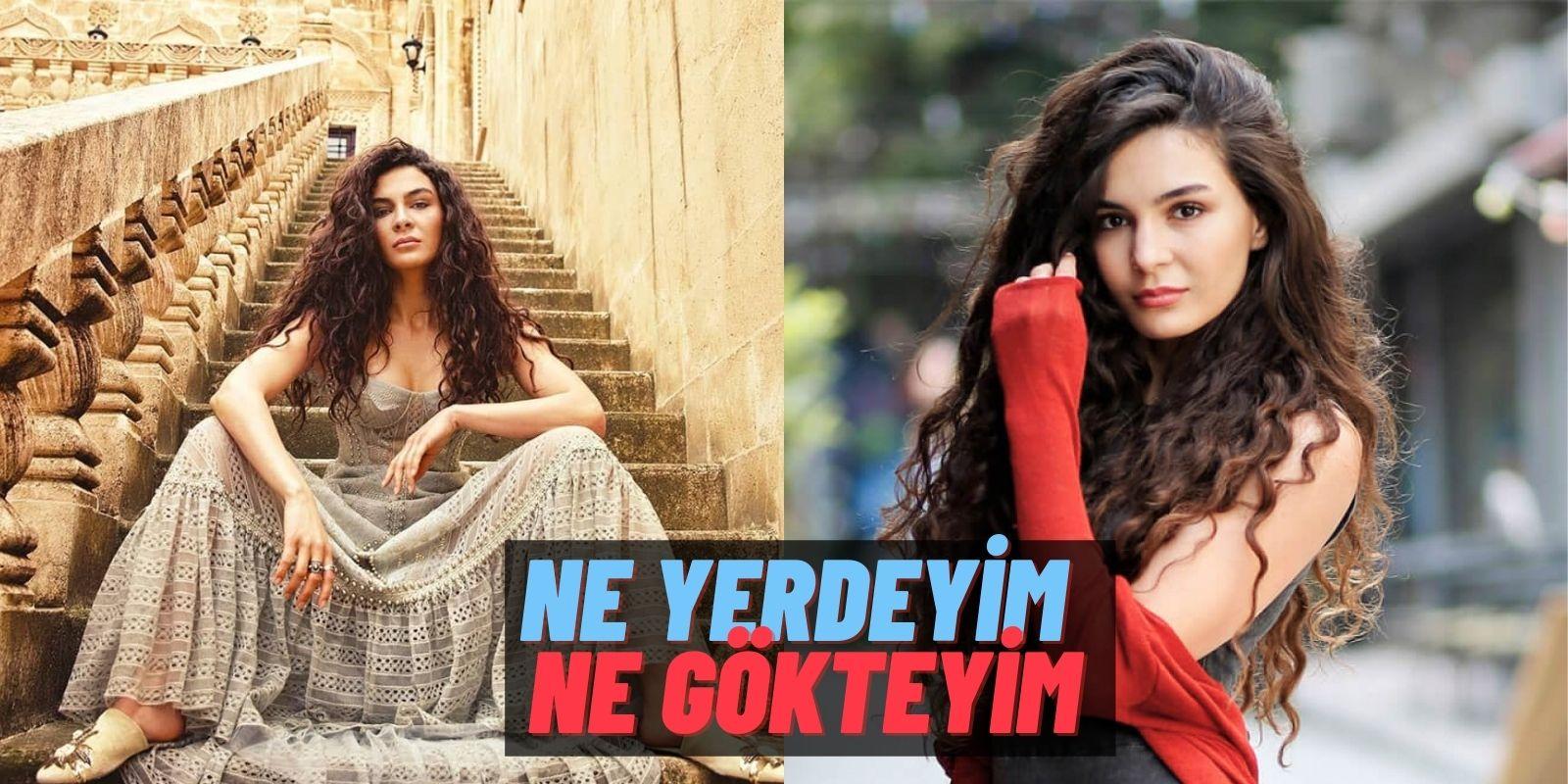Hercai'nin Reyyan'ı Ebru Şahin'den İlginç Paylaşım! Ne Yerdeyim Ne Gökteyim