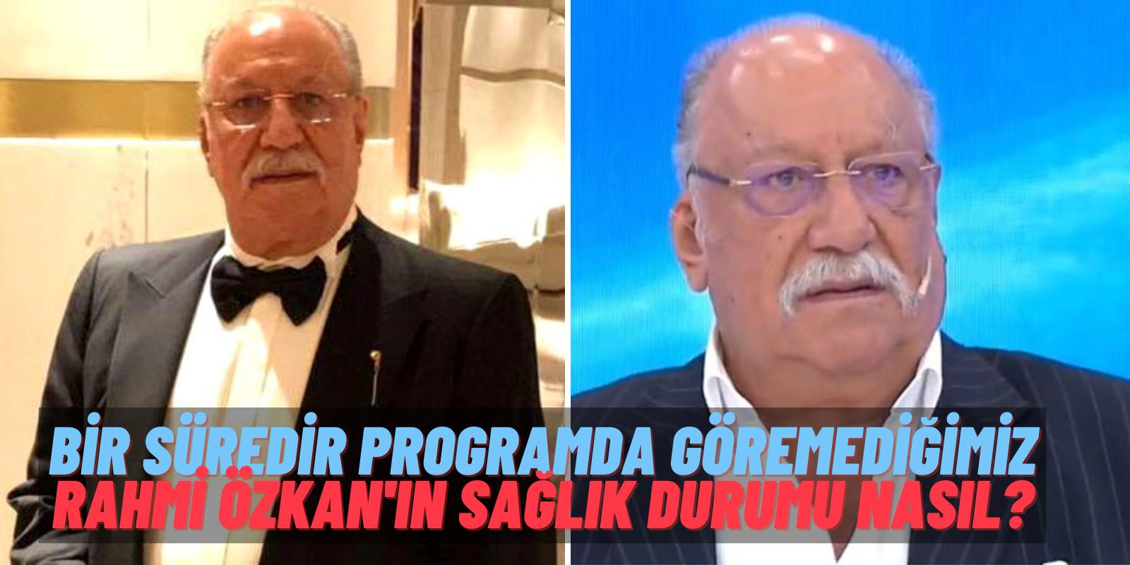 Rahmi Özkan Müge Anlı ile Tatlı Sert'e Çıkamıyor! Neden Programda Olmadığı Belli Oldu: İşte Son Durumu