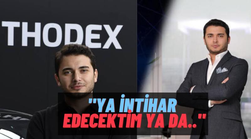 """Yurt Dışına Kaçan Thodex CEO'su Faruk Fatih Özer'den Açıklama Geldi!: """"Umarım Bana Hakkınızı Helal Edersiniz"""""""