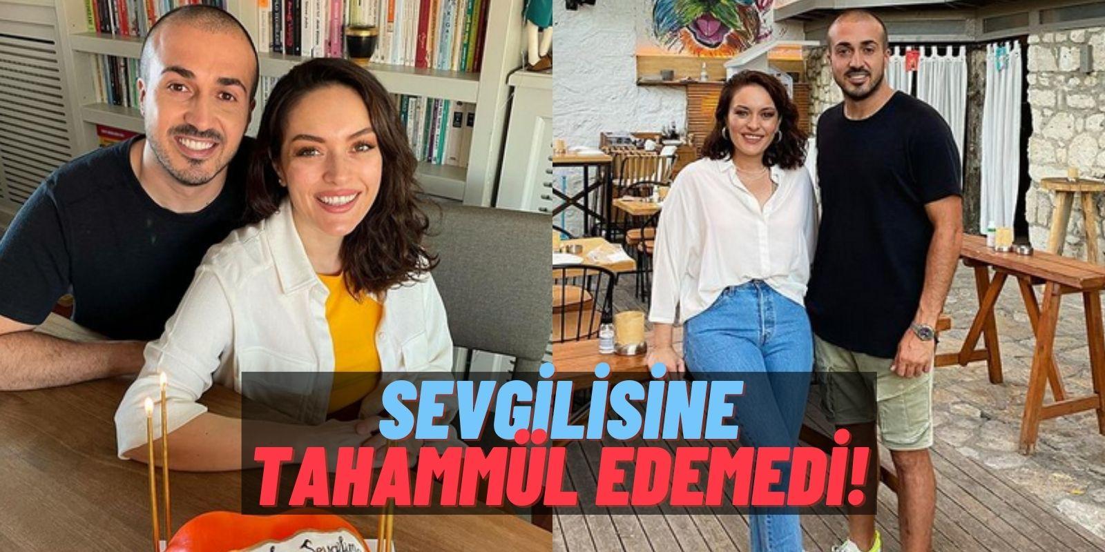 """Ezgi Mola'nın O Hareketleri Sevgilisi Mustafa Aksakallı'nın Sabrını Tüketti: """"Bu Kızı…"""""""