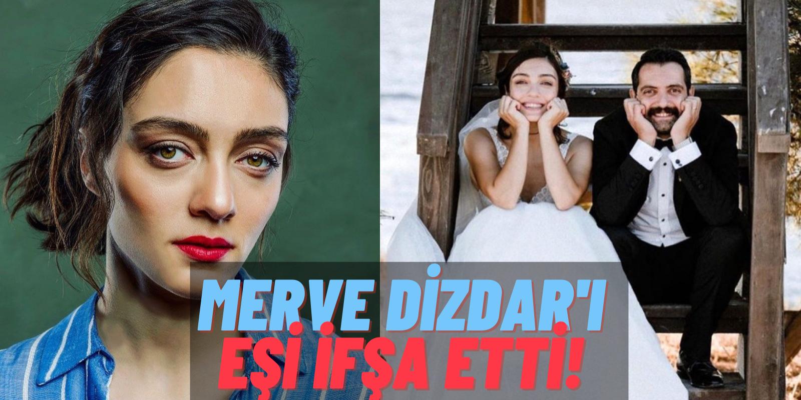 Masumlar Apartmanı'nın Gülben'i Merve Dizdar'ı Eşi Ele Verdi! Gürhan Altundaşar'ın Çektiği Görüntüler Olay Oldu