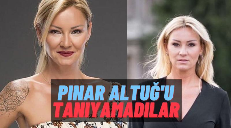 Pınar Altuğ Öyle Bir Fotoğraf Paylaştı ki Görenler Gözlerine İnanamadı! Bu Kadar Benzerlik Olmaz