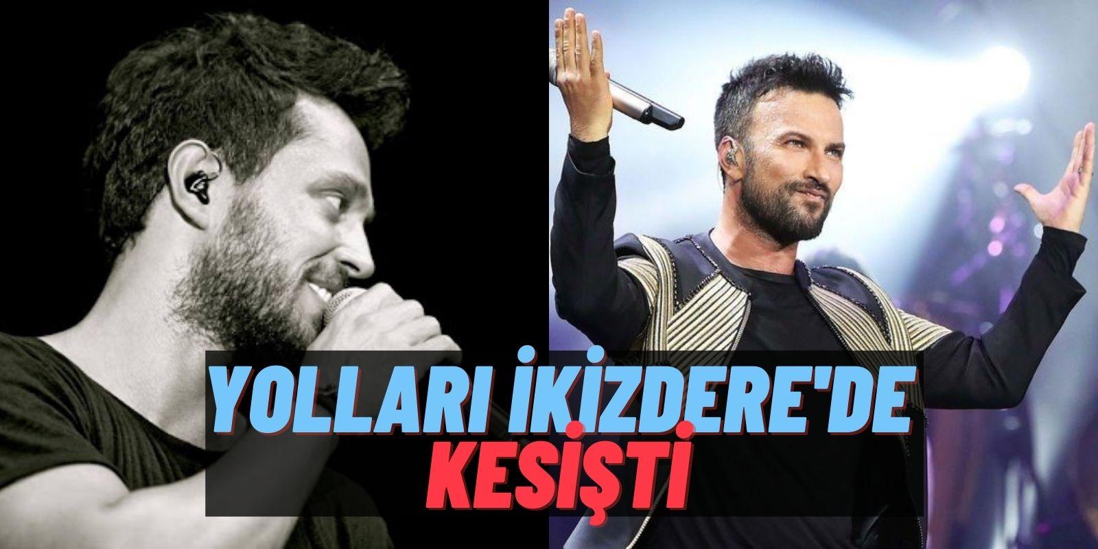 Tarkan ve Eski Vokalisti Murat Boz Yıllar Sonra Aynı Sahneden Aynı Şarkıyı Söylüyor: İkizdere Taş Ocağı Olmasın!
